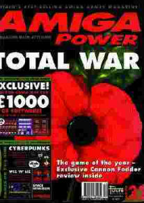Amiga Power 32