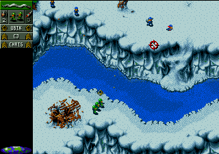 Cannon Fodder (Amiga) 500